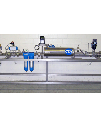 ASCO CO2 Gas Dosing System