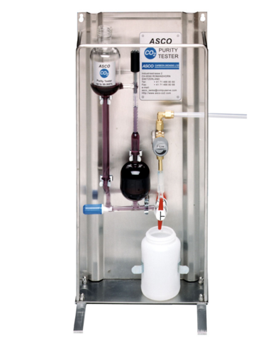 ASCO CO2 Gas Purity Tester