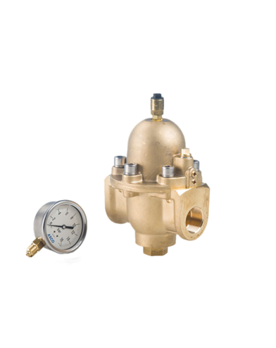 ASCO CO2 Pressure Reducing Valve